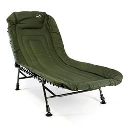 campingliege-karpfenliege-divero-gruen