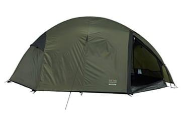 Grand Canyon Cardova 1 - leichtes Zelt, 1 - 2 Personen, für Trekking, Camping, Outdoor, Festival mit kleinem Packmaß, einfacher Aufbau, Wasserdicht, olive/schwarz, 302009 - 6