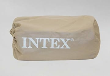 Intex Classic Downy Luftbett - Queen - 152 x 203 x 22 cm - Blau - 9